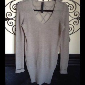 Ilaria Nistri M baby Alpaca delicate knit top